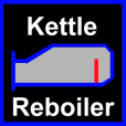 kettle reboiler heat exchanger